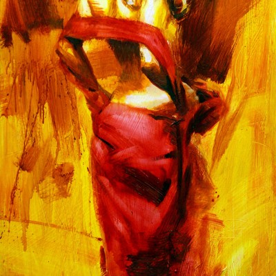 Painting by Henry Asencio_1